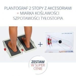plantograf Capron + miarka