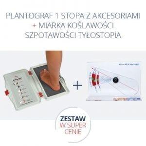 Plantograf zestaw